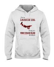 AMERICAN GIRL LIVING IN PRINCE EDWARD WORLD Hooded Sweatshirt thumbnail