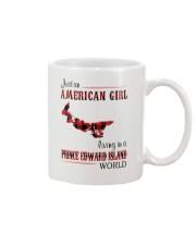 AMERICAN GIRL LIVING IN PRINCE EDWARD WORLD Mug thumbnail