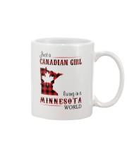 CANADIAN GIRL LIVING IN MINNESOTA WORLD Mug thumbnail