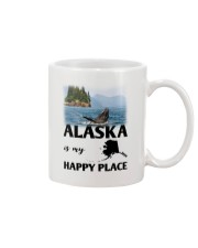 ALASKA IS MY HAPPY PLACE Mug thumbnail