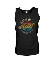 MADE IN WEST VIRGINIA A LONG TIME AGO VINTAGE Unisex Tank thumbnail