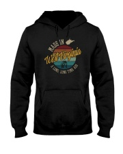 MADE IN WEST VIRGINIA A LONG TIME AGO VINTAGE Hooded Sweatshirt thumbnail