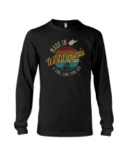 MADE IN WEST VIRGINIA A LONG TIME AGO VINTAGE Long Sleeve Tee thumbnail
