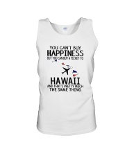 YOU CAN BUY A TICKET TO HAWAII Unisex Tank thumbnail