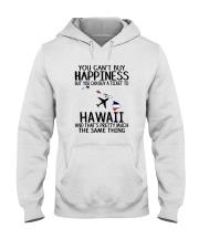 YOU CAN BUY A TICKET TO HAWAII Hooded Sweatshirt thumbnail