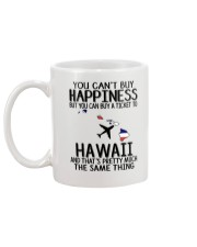 YOU CAN BUY A TICKET TO HAWAII Mug back