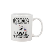 YOU CAN BUY A TICKET TO HAWAII Mug front