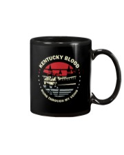 KENTUCKY  BLOOD RUNS THROUGH MY VEINS Mug thumbnail