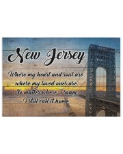 NEW JERSEY WHERE MY LOVED ONES ARE 250 Piece Puzzle (horizontal) thumbnail