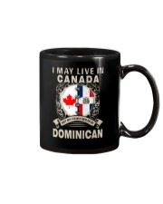 LIVE IN CANADA MY STORY IN DOMINICAN Mug thumbnail