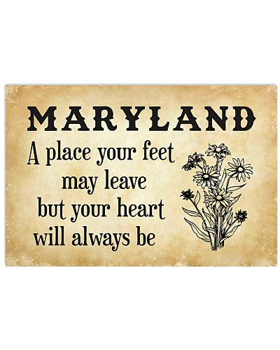 MARYLAND A PLACE YOUR HEART WILL ALWAYS BE