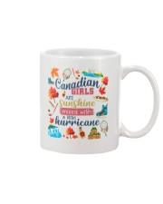 CANADIAN GIRLS SUNSHINE MIXED HURRICANE Mug thumbnail