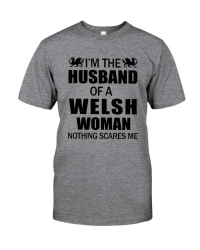 I'M THE HUSBAND OF A WELSH WOMAN