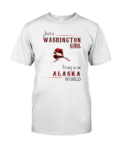 WASHINGTON GIRL LIVING IN ALASKA WORLD