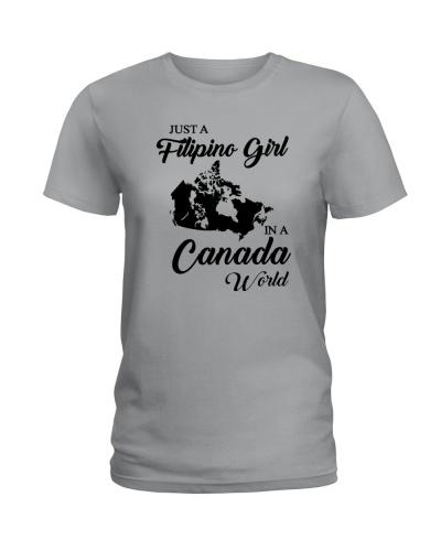 JUST A FILIPINO GIRL IN A CANADA WORLD