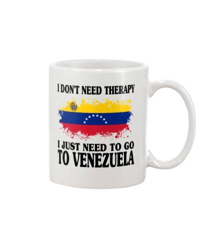 I JUST NEED TO GO TO VENEZUELA