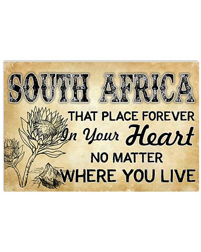 SOUTH AFRICA THAT PLACE FOREVER IN YOUR HEART