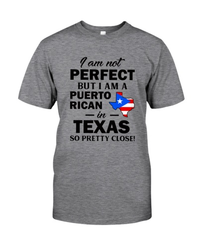 I AM A PUERTO RICAN IN TEXAS