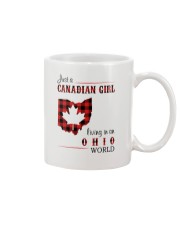 CANADIAN GIRL LIVING IN OHIO WORLD Mug thumbnail