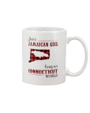 JAMAICAN GIRL LIVING IN CONNECTICUT WORLD Mug thumbnail