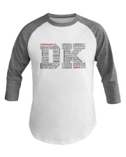 DENMARK CITIES Baseball Tee thumbnail