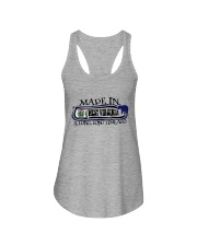 MADE IN WEST VIRGINIA A LONG LONG TIME AGO Ladies Flowy Tank thumbnail