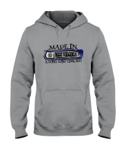 MADE IN WEST VIRGINIA A LONG LONG TIME AGO Hooded Sweatshirt thumbnail