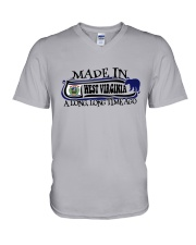 MADE IN WEST VIRGINIA A LONG LONG TIME AGO V-Neck T-Shirt thumbnail