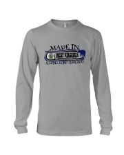 MADE IN WEST VIRGINIA A LONG LONG TIME AGO Long Sleeve Tee thumbnail