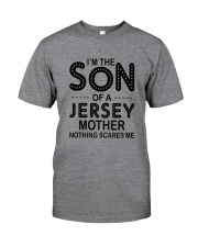 I'M THE SON OF A JERSEY MOTHER Classic T-Shirt thumbnail