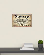 CHATTANOOGA A PLACE YOUR HEART REMAINS 24x16 Poster poster-landscape-24x16-lifestyle-09