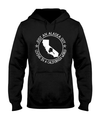 ALASKA GUY LIVING IN CALIFORNIA WORLD
