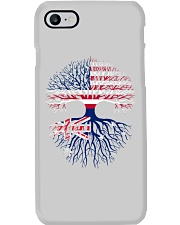 LIVE IN AMERICA AUSTRALIAN ROOTS Phone Case thumbnail