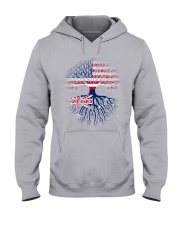 LIVE IN AMERICA AUSTRALIAN ROOTS Hooded Sweatshirt thumbnail