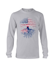 LIVE IN AMERICA AUSTRALIAN ROOTS Long Sleeve Tee thumbnail
