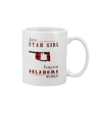 UTAH GIRL LIVING IN OKLAHOMA WORLD Mug thumbnail