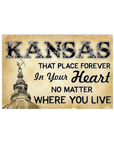 KANSAS THAT PLACE FOREVER IN YOUR HEART