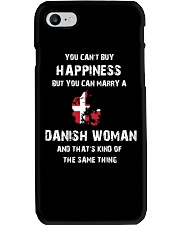YOU CAN MARRY A DENMARK WOMAN Phone Case thumbnail
