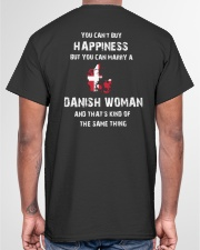 YOU CAN MARRY A DENMARK WOMAN Classic T-Shirt garment-tshirt-unisex-back-04