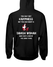 YOU CAN MARRY A DENMARK WOMAN Hooded Sweatshirt thumbnail