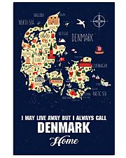 I ALWAYS CALL DENMARK HOME 11x17 Poster front