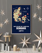 I ALWAYS CALL DENMARK HOME 11x17 Poster lifestyle-holiday-poster-1