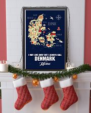I ALWAYS CALL DENMARK HOME 11x17 Poster lifestyle-holiday-poster-4