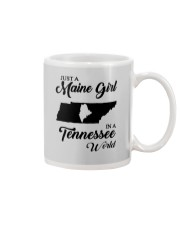 JUST A MAINE GIRL IN A TENNESSEE WORLD Mug thumbnail