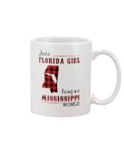 FLORIDA GIRL LIVING IN MISSISSIPPI WORLD Mug thumbnail