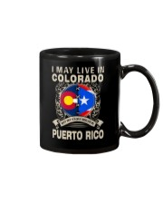 LIVE IN COLORADO MY STORY IN PUERTO RICO Mug thumbnail