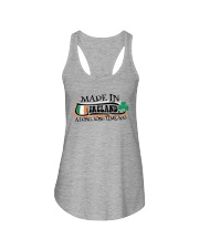 MADE IN IRELAND A LONG LONG TIME AGO Ladies Flowy Tank thumbnail