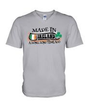 MADE IN IRELAND A LONG LONG TIME AGO V-Neck T-Shirt thumbnail