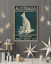 AUSTRALIA IS CALLING AND I MUST GO 11x17 Poster lifestyle-holiday-poster-1