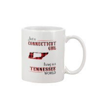 CONNECTICUT GIRL LIVING IN TENNESSEE WORLD Mug thumbnail